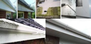 UPVC Fascia Cleaning